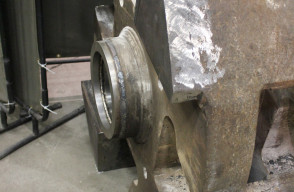 Restoration of Hammer Rotor