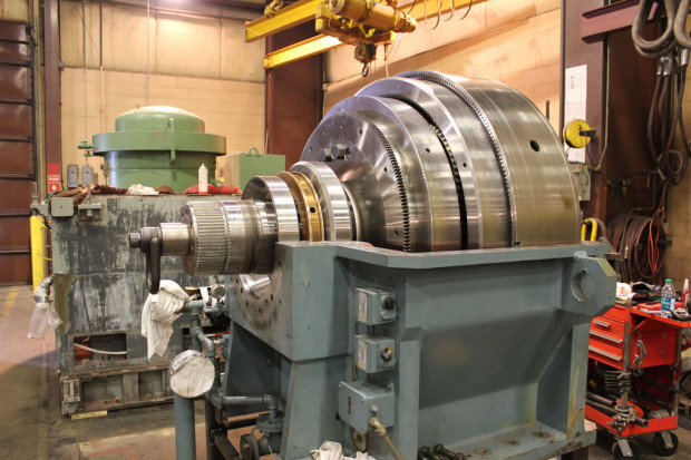 Assembly of Philadelphia Gearbox, Hydropower