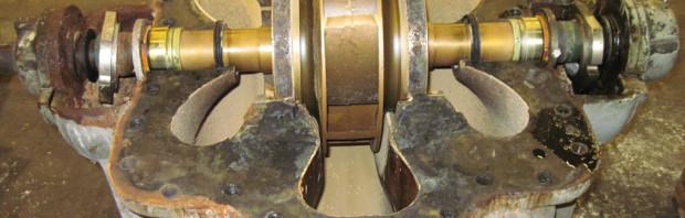 Dissassembly of Horizontal Splitcase Pump