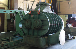 Holmes Positive Displacement Blower