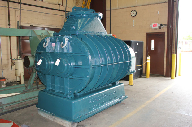 Overhauled Holmes Positive Displacement Blower