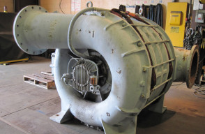 Multi Stage Centrifugal Blower