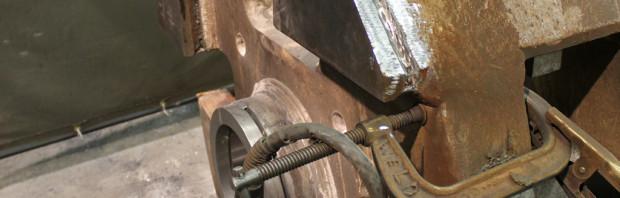 Restoration of Hammer Rotor 2