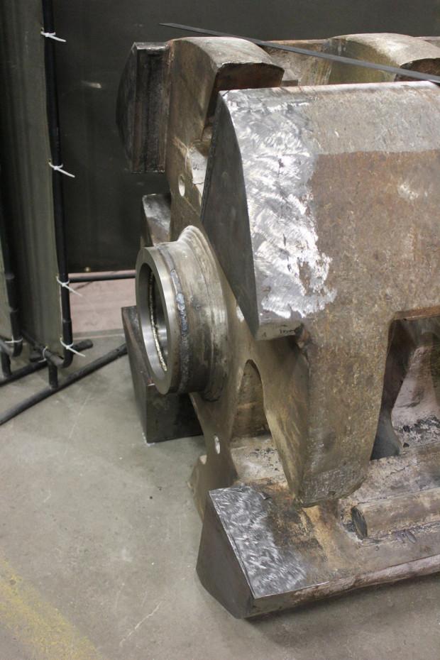Restoration of Hammer Rotor