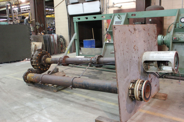 Vertical Pump, Fresh Water