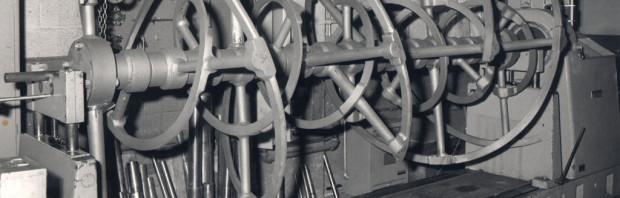 Dynamic Balancing and Repair of Damaged Mixer Blades