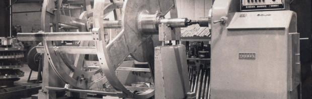 "Dynamic Balancing 84"" Diameter Hydrofoil Assembly"